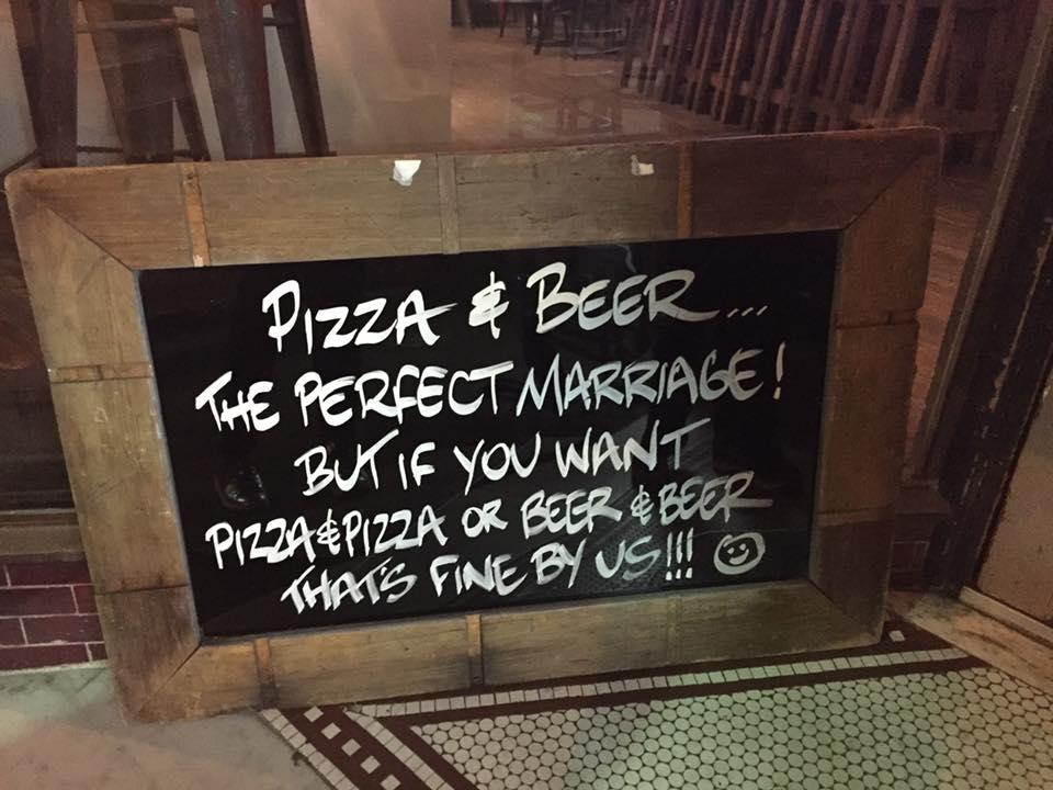 pizza-beer